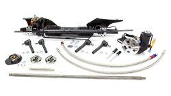 Unisteer Performance Power Rack And Pinion - 65-66 Mustang
