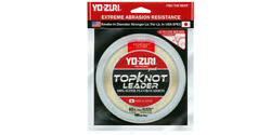 Yo-zuri Topknot 30 Yard 60lb Fluorocarbon Leader Clear Free Shipping Within Us
