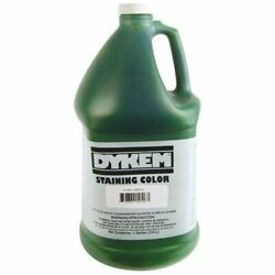 Dykem Staining Color Color Dark Green Container Size 1 Gallon