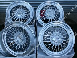 18 Vintage Alloy Wheels Fits Ford Mustang All Models 2004 5x114 Wr