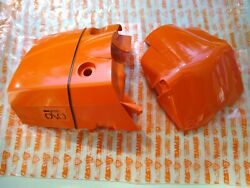 Oem Air Filter Cover For Stihl Ms441, Ms441c Chainsaw - 1138 141 1001 + Shroud