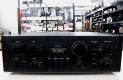 Sansui Integrated Amplifier Au-d907x Ac100v Working Properly 5617