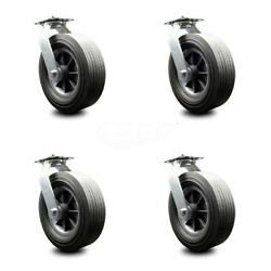 Greenlee Gmx Cart Caster Set Andndash Ma6065 Gmx Material Cart - 4 Swivel Casters - Scc
