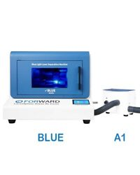 Forward Blue Iphone Back Glass Seperator Laser Machine, With Fume Extractor