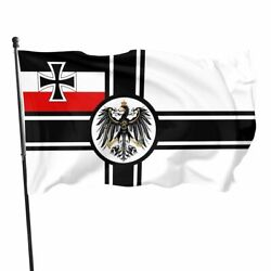Free Shipping German Empire Flag 90x150cm Polyester War Flag Germany Greater Ger