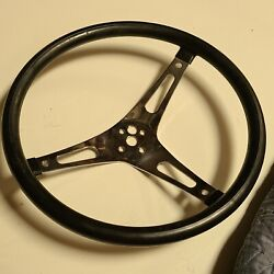 Rare Cragar Steering Wheel Gasser Hot Rod Two Lane Blacktop Blown 55 Willys