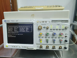 Hp/agilent 54845a 4 Channel Oscilloscope For Parts