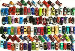 106 Hot Wheels Loose Lot Classic Hot Rod Muscle Cars Diecast