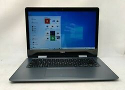 Dell Inspiron 5481 2 in 1 Touchscreen 14quot; Laptop Intel i3 8GB RAM 256GB Webcam $235.00