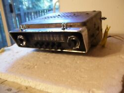 1952 1953 Ford Factory Am Radio 12 Volt Converted 52 53 Good Working