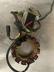 Johnson Evinrude 200 225 250 Stator And Rectifier 584643 586271