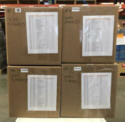 Ge Healthcare Xuri Boxes Of Spare Parts X4