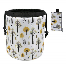 Large Cosmetic Bag for Purse Durable Heavy Duty Make Up Bag with Detachable Bag $16.82