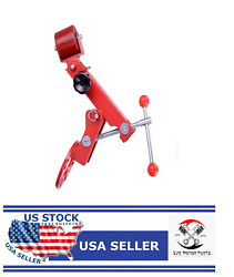 Fender Roller Tool Lip Rolling Extending Tools Auto Body Shop Red - A1