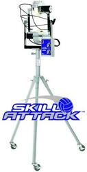Skill Attack Volleyball Machine An Individual Training Tool For Serve Receive