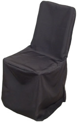 Elina Home Pack Of 400 Polyester Square Top Banquet Chair Cover For Wedding Part