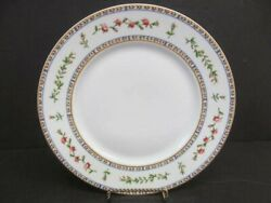 Histoire De Roses By Raynaud Large Dinner Plate 10 3/4