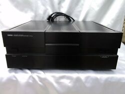 Yamaha Power Amplifier B-2x Ac100v Working Properly 7682