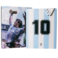 Now In Stock - Diego Maradona Signed Limited Edition Opus Book