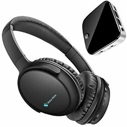 Tv Headphones Bkm100 Wireless Headphones For Tv With Bluetooth Transmitter And
