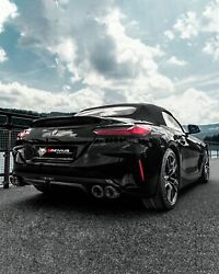 Remus Exhaust Axle Back For Bmw Z4 M40i Type G29 Roadster 10/2018 3.0l Turbo