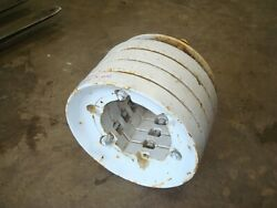 New Holland Ts110 Tractor Rear Wheel Weights