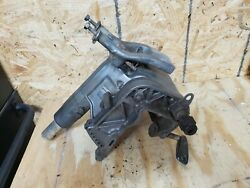 1977 Marince Outboard Motor 25hp 2 Stroke Transom Clamp Assy