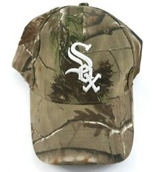 Chicago White Sox Cap Hat Camo Hunting Baseball Xfinity Outdoor Channel