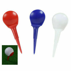 1/10/50/100pcs Nail Seat Outdoor Sport Golf Tee Ball Hot!!! Fork Easy P7x2