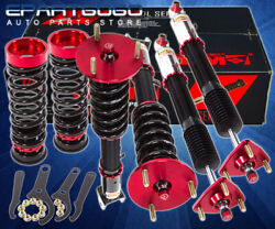 13-14 Lexus Gs350 Vip Ride Drop Height Adjustable Coilover Damping Assembly Kit