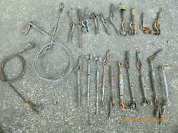 Grouping Of Turnbuckles And Shackles Aeronca Piper Cub Others