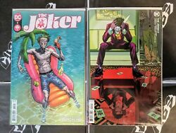 The Joker 2 3 2021 Dc 1st And 2nd Appearance Of Vengeance Bane