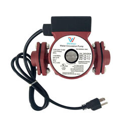 18.5 Gpm 115v Circulation Pump Npt 1and039and039water Pressure Booster Pump