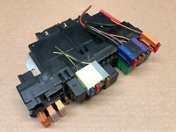 2000-2006 W220 Mercedes S430 S500 Cl500 Sam Front Fuse Relay Box 0325458332 Oem