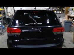Hatch Tailgate Black With Privacy Tint Glass Fits 14-16 Grand Cherokee 688158