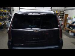 Tailgate Gray 121v Privacy Tint Glass Opt Ako Fits 15-16 Escalade 722880