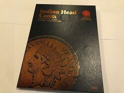 Indian Head Penny Complete Set 18 Coins With Full Liberty