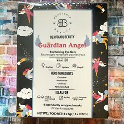 New Beautaniq Beauty Guardian Angel Revitalising Eye Gels In Box Nib 4 Patches