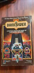 Dark Tower Board Game New Motor Professional Clean - 100 Complete Free Shipping