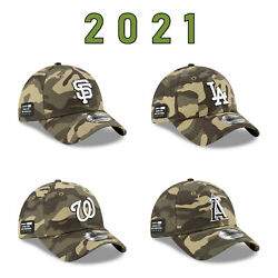 Flex Fit 2021 Mlb Armed Forces Memorialday Hat 39thirty New Era