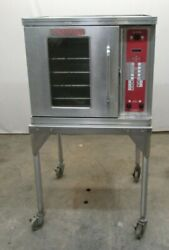 Blodgett Ctb/r Electric Half Size Convection Oven With Stand 208-230 Volts