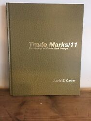 The Book Of American Trade Marks/11the Anual Of Trade Mark Design H/c 1st Ed