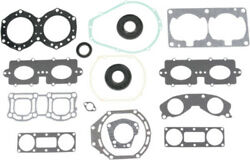 Winderosa Watercraft Complete Gasket Kit W/ Oil Seals For Yamaha 760 96-00 All