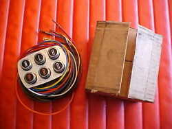 Packard Automatic Transmission Push Button Control Switch 1956 Nos
