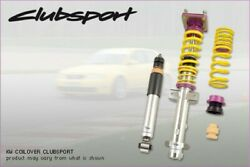 Kw Clubsport Coilover Kit Bmw 3series E36 3c 3/c 3/cg Compact Hatchback
