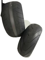 Harley Davidson V Rod Rims And Tires Front And Rear 300mm And 240mm..both For 750