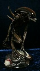 Used Fewture Models Alien Warrior Figure With Instructions 1/6 Scale Resin Cast