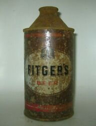 Old Fitgerand039s 3.2 Cone Top Beer Can