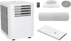 Bfg Boots Portable Air Conditioner 9000btu Unit With Cooling,dehumidifier,fan Fu