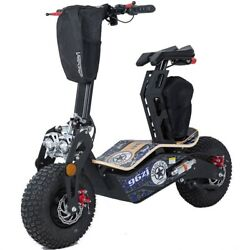 Mototec Mad 1600w 48v Electric Scooter 310 Cap Free Ship To 48 States Only